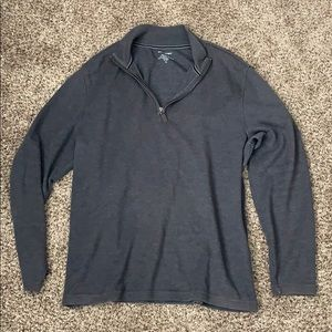 Men's Banana Republic Factory Half-Zip Sweater xl